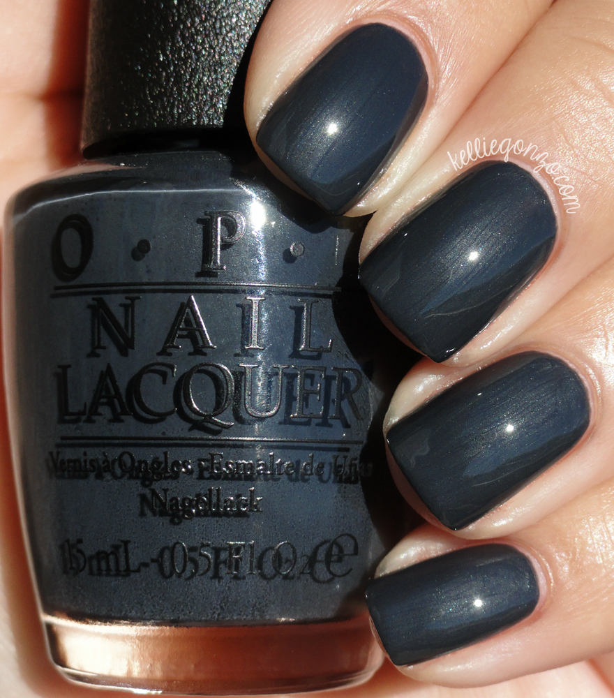 OPI Dark Side of the Mood Fifty Shades of Grey