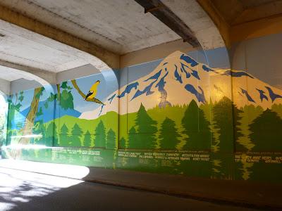 Dexter Way North Mural – Seattle