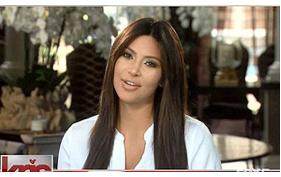 Surprise! It's attention whore Kim Kardashian!