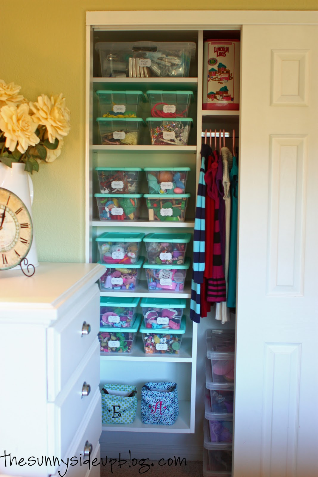 closets your containers hgtv clean organize decorating with and closet organizing videos storage design