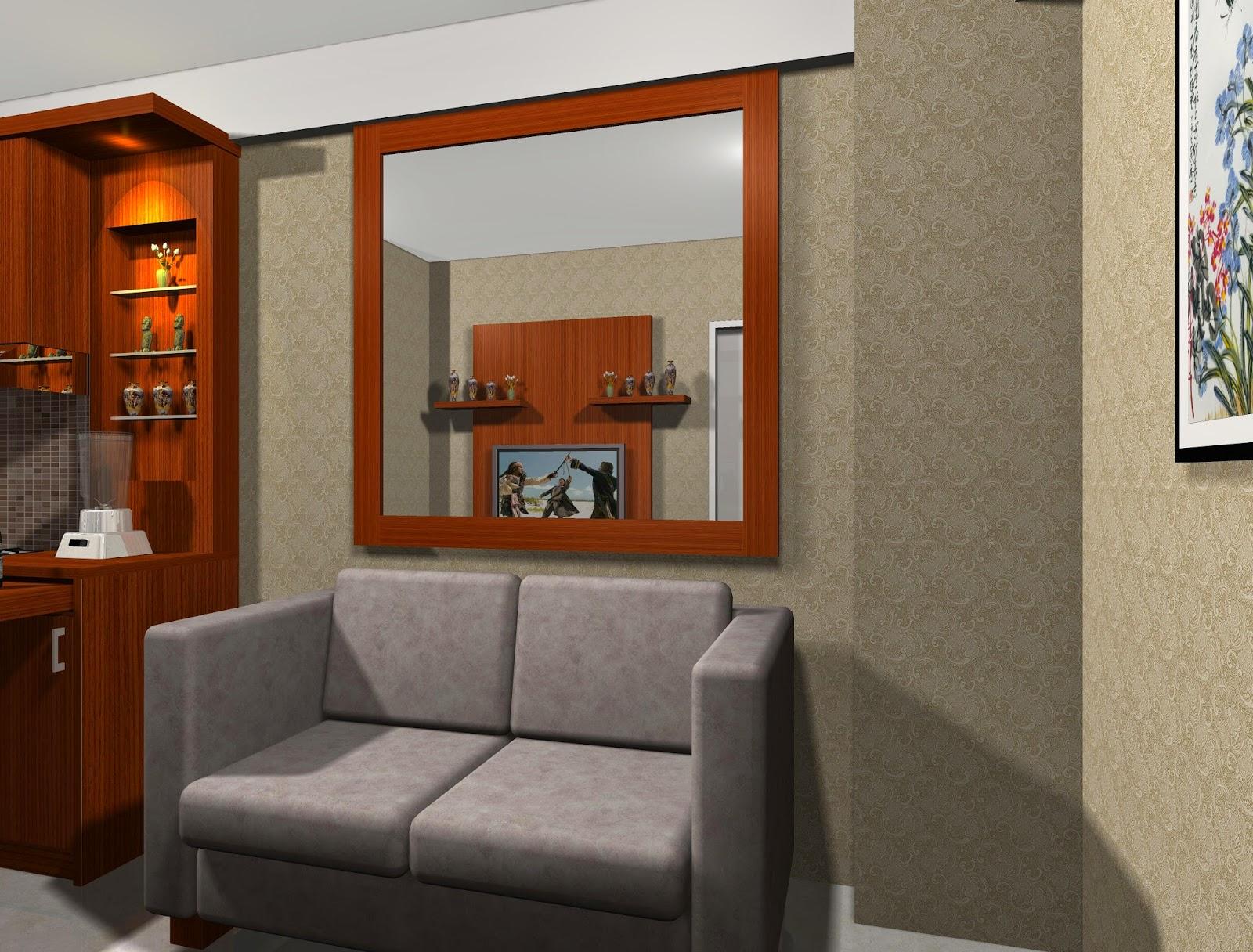 Contoh Desain Project Interior Apartemen