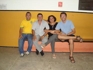 Equipe do CRAS Sertão 2010-2011