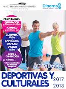 ACTIVIDADES DEPORTIVAS, LÚDICAS, FORMATIVAS Y CULTURALES 2017-2018