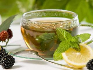 ricette tisane anticellulite, tisana al limone, combattere la cellulite
