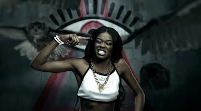 """Yung Rapunxel"" de Azealia Banks: Nueva artista, el mismo simbolismo Illuminati"