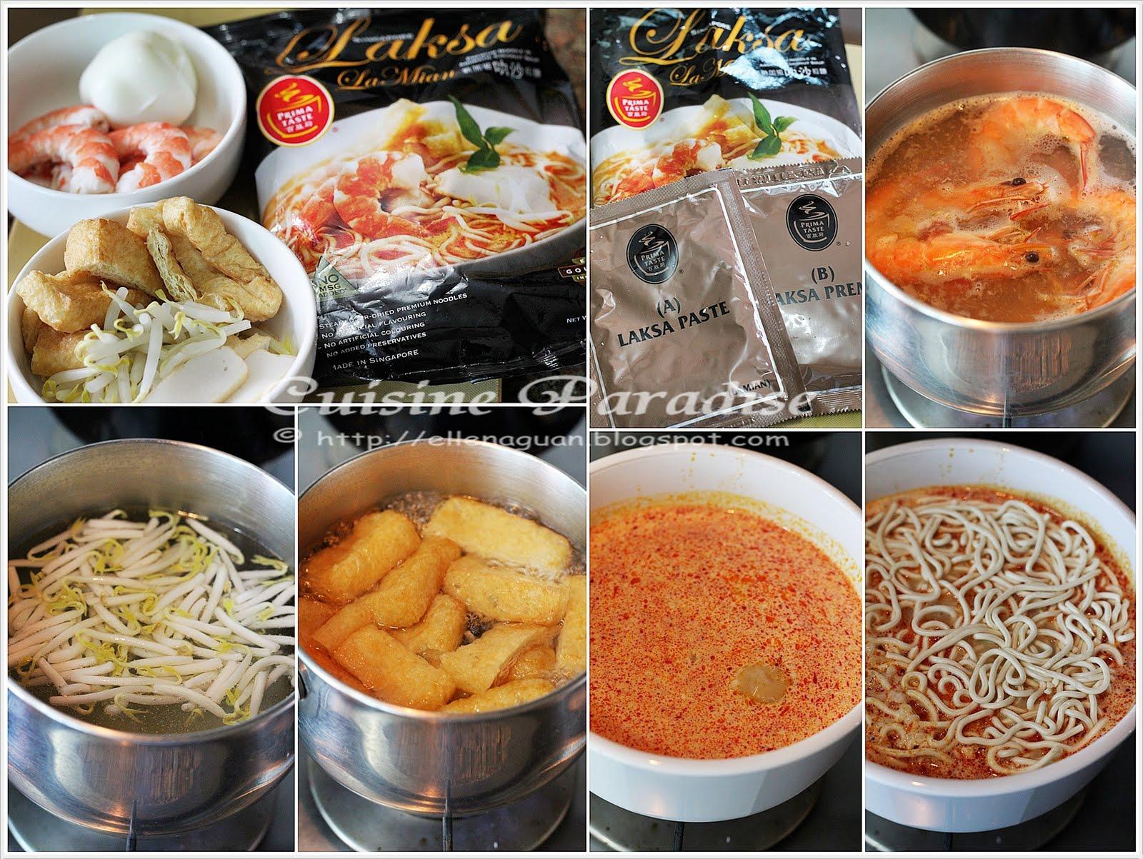 Giveaway prima taste singapore laksa la mian recipe recipes giveaway prima taste singapore laksa la mian forumfinder Images