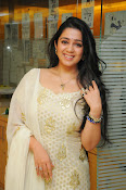 Charmee Latest Photos at Radio Mirchi-thumbnail-2