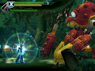 Screenshot Mega Man X8 Full Version
