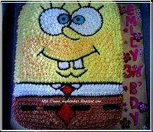 Cake -Sponge Box