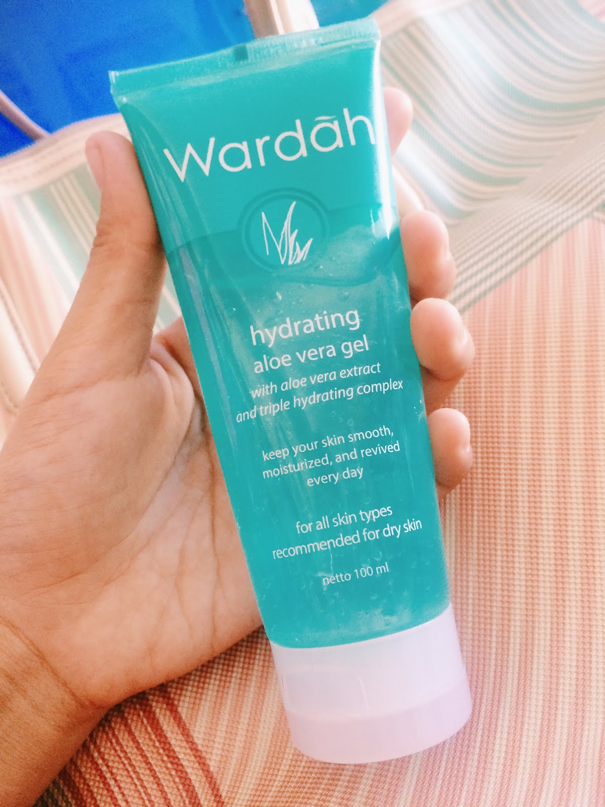 Reviews Wardah Hydrating Aloe Vera Gel