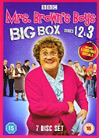 Mrs. Brown's Boys Complete Series (2015) Poster