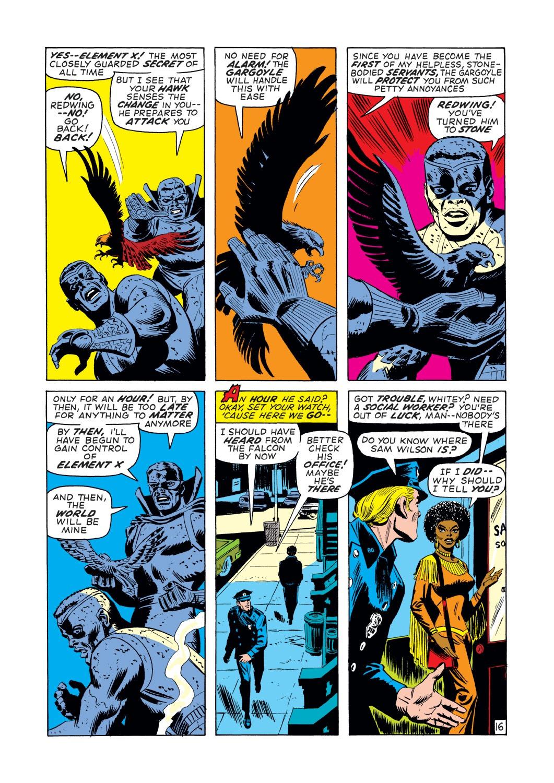 Captain America (1968) Issue #140 #54 - English 17