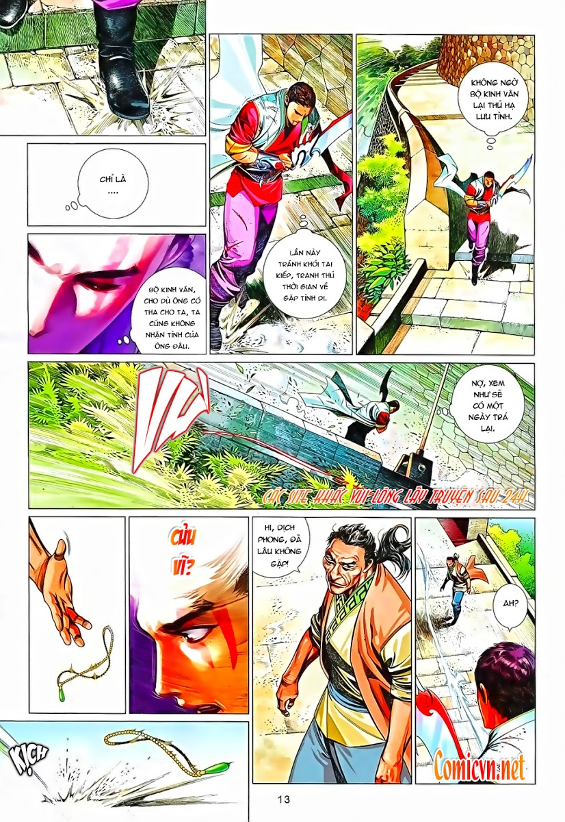Phong Vân chap 645 Trang 13 - Mangak.info