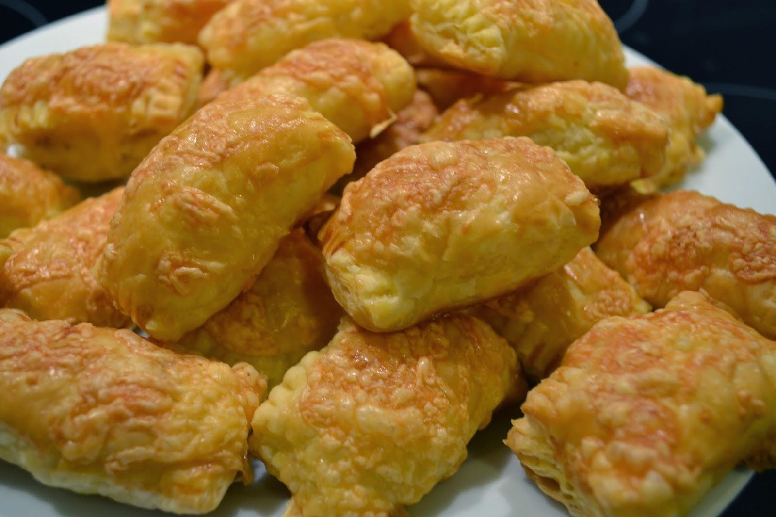 borrelhapjes met kaas