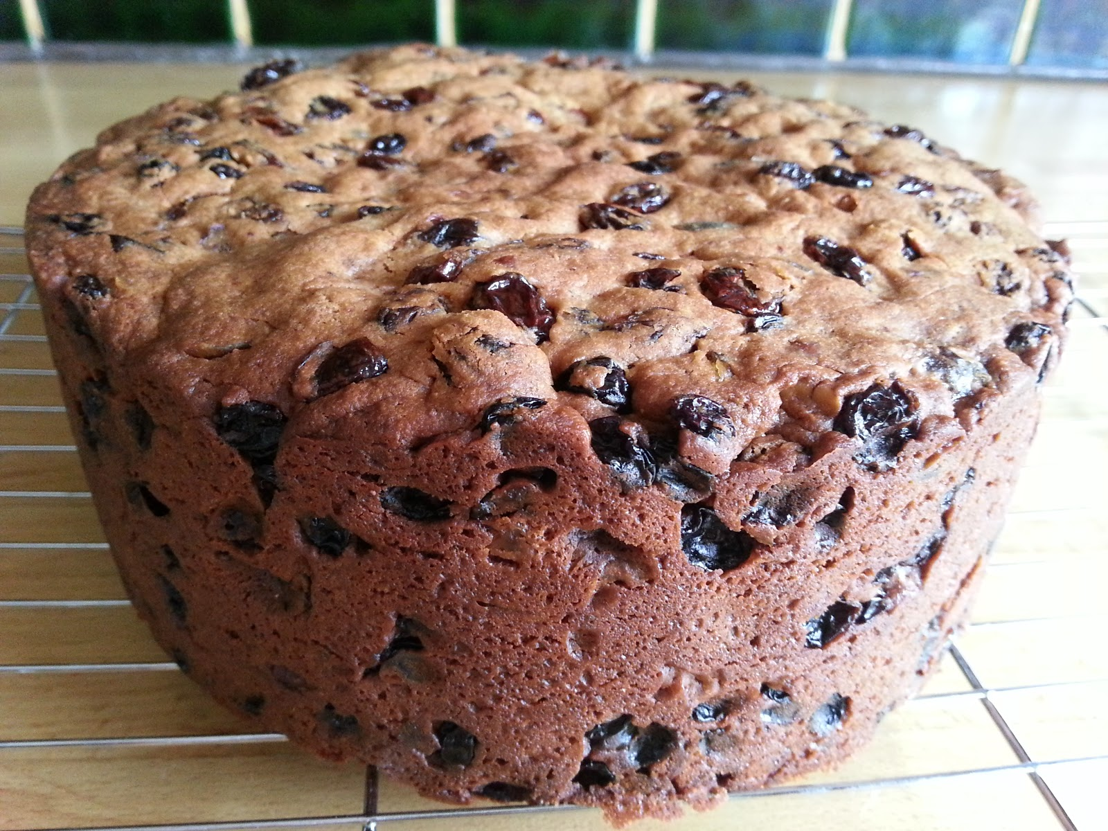 Boiled Fruit Cake Mary Berry