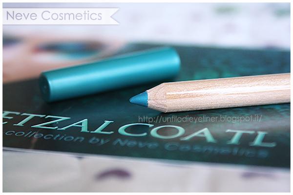 Haul & Swatch Neve Cosmetics: Quetzalcoatl Cielo