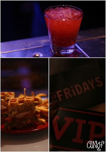 Cocktail, delicious TGI Friday food and VIP passes | anyonita-nibbles.co.uk