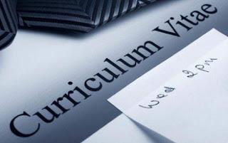 Contoh CV (Curriculum Vitae) Yang Baik dan Benar