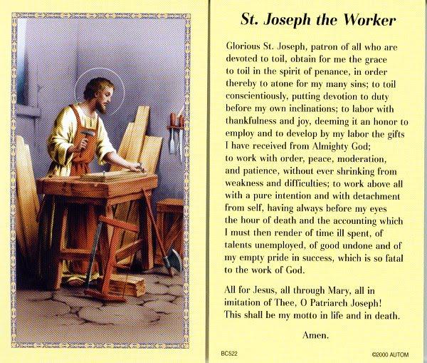 St. Joseph the Work