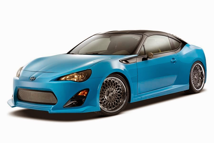 Scion FR-S (Cartel Customs T1) (2014) Front Side