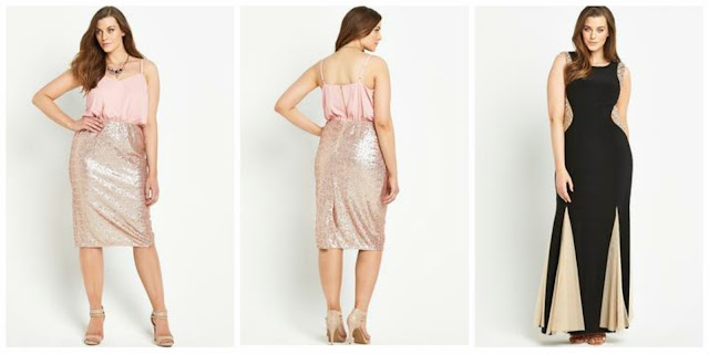 Evening dresses from Very.co.uk Plus Size