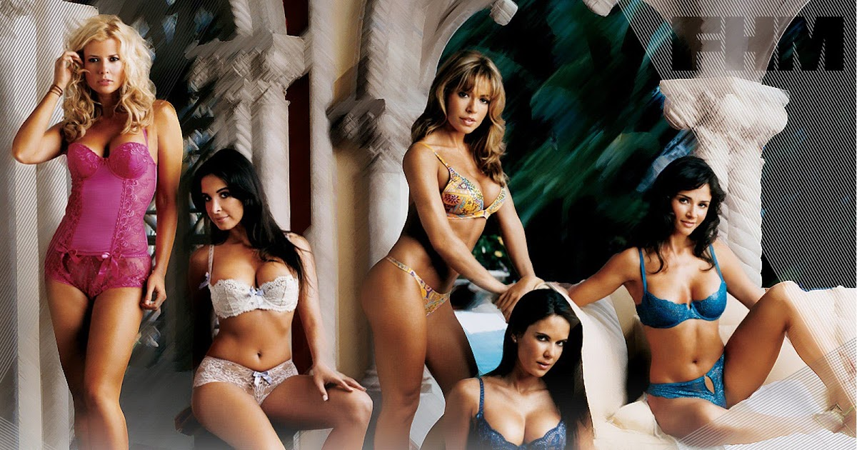 ladies of univision nude