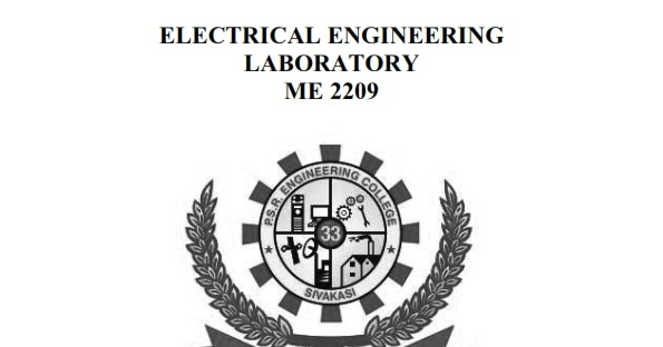 electrical and electronics engineering   me 2209