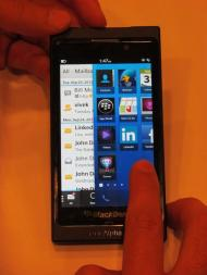 BlackBerry and Windows side by side in Europe