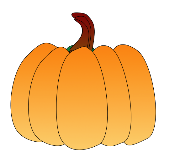 how to draw a halloween pumpkin - Draw Halloween Pumpkin