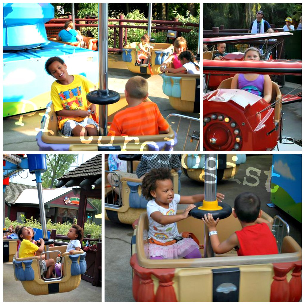 Camp Snoopy at @CedarPoint | iNeed Playdate