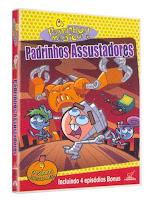 Padrinhos Mágicos: Padrinhos Assustadores Dublado DVDRip RMVB