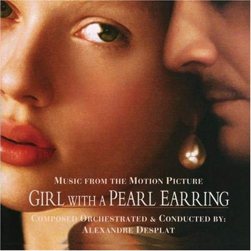 Girl with one pearl earring book