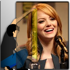 Emma Stone Height - How Tall