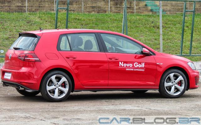 Novo Golf GTI 2014 - Vermelho Tornado
