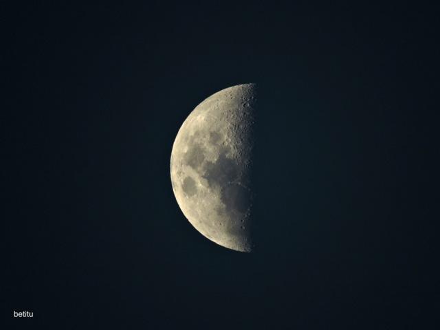 half moon by betitu