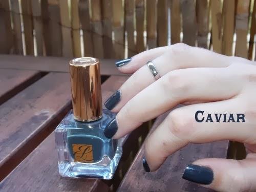 vernis caviar estée lauder, caviar polish, vernis caviar, caviar estée lauder