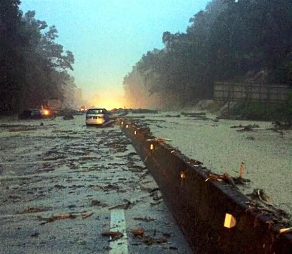 Kecoh Insiden Tanah Runtuh, Mangsa Kongsi Detik Cemas!