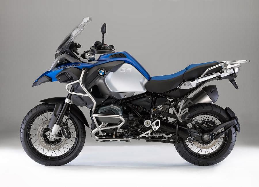 UK sales of the 2014 BMW R 1200 GS Adventure begin on the 15th of ...