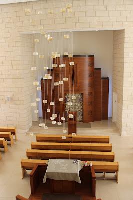 Synagogue in B'Nei Netzarim, Halutza