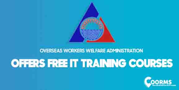 Free IT Courses for OFW and family members