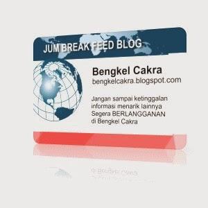 Membuat jum break otomatis untuk feed blog