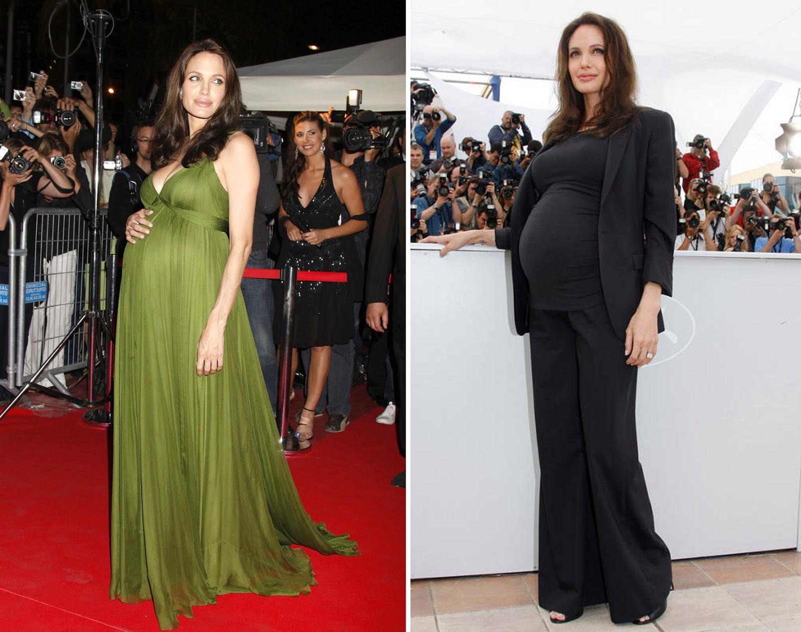 Фото беременных российских звёзд 92
