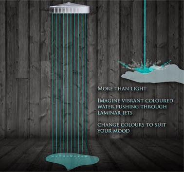 Душевая система Luminescence