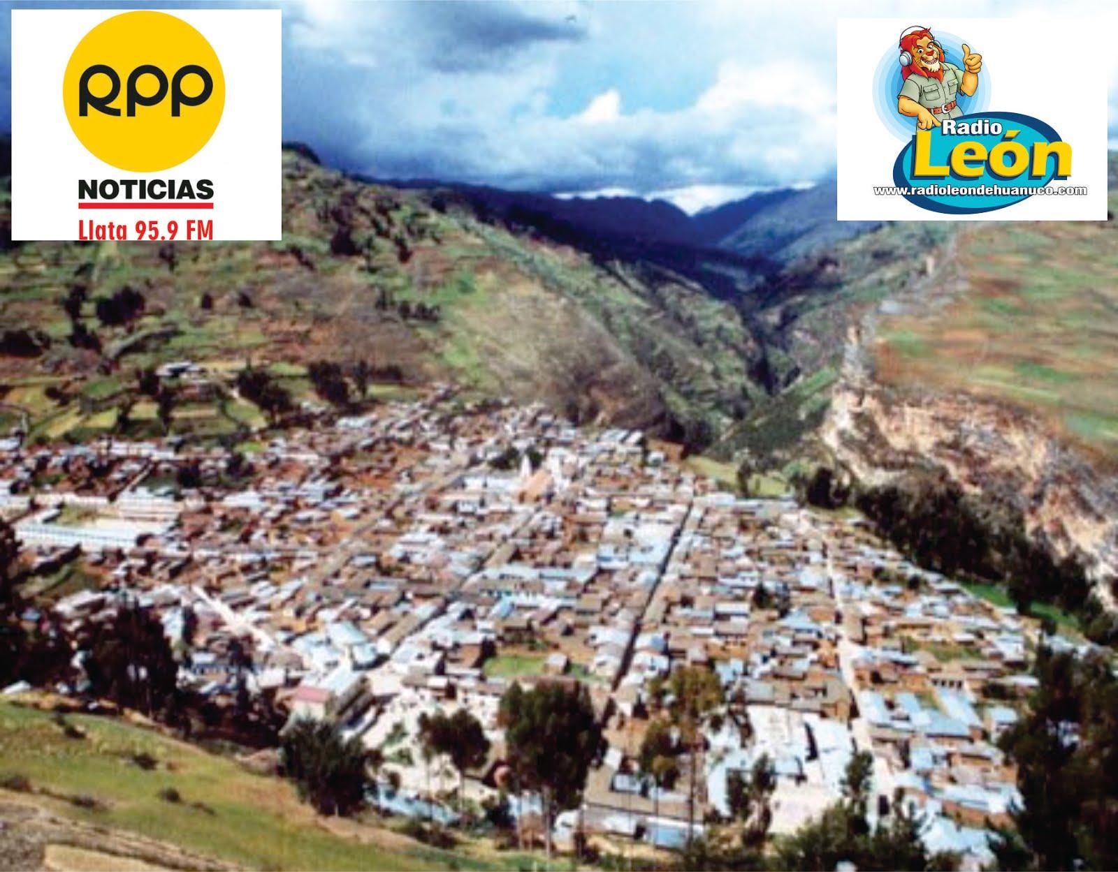 Pronto en Llata - Huamalíes 95.9 FM