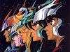 Os Cavaleiros do Zodíaco - Cavaleiros de Bronze