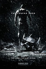 the dark knight rises - the legend ends
