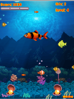 Game cá lớn nuốt cá bé - Phiên bản 2013 cho mobile