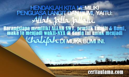 Dongeng Inspiratif Islami