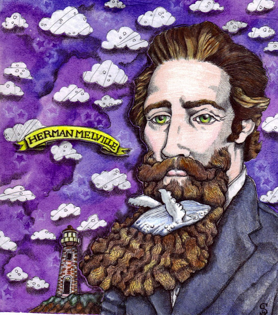 herman melville thesis Read herman melville free essay and over 88,000 other research documents herman melville herman melville, a prominent author of the romantic period and an anti.