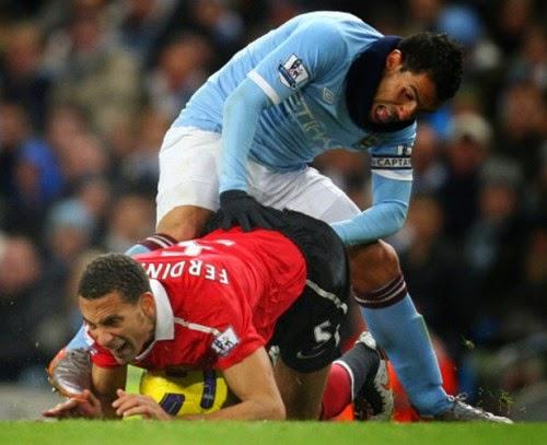 smešni fudbaleri u engleskom fudbalu